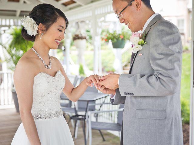 Derek and Debra's Wedding in Walkersville, Maryland 14