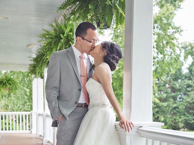 Derek and Debra's Wedding in Walkersville, Maryland 15