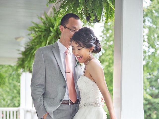 Derek and Debra's Wedding in Walkersville, Maryland 16