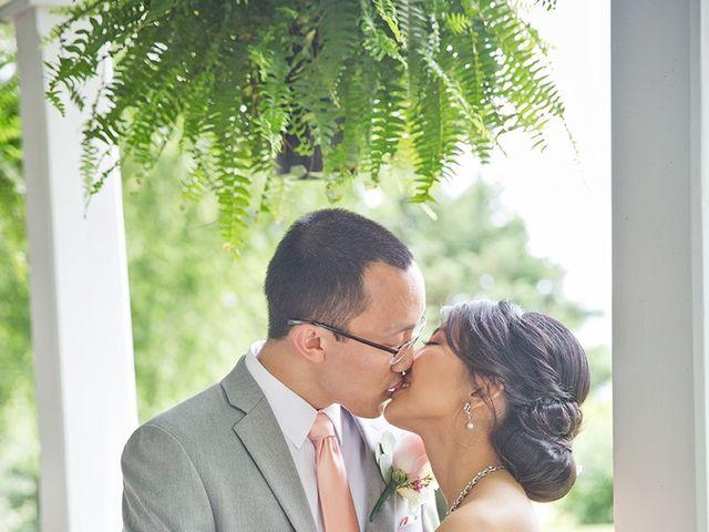 Derek and Debra's Wedding in Walkersville, Maryland 17
