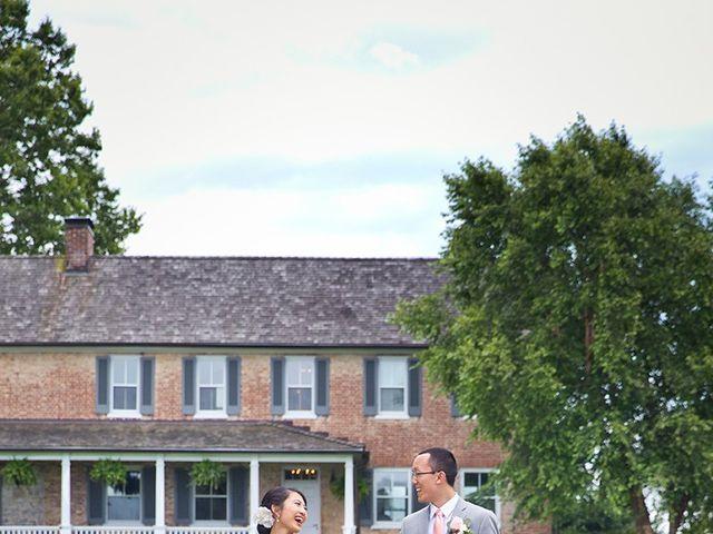 Derek and Debra's Wedding in Walkersville, Maryland 18