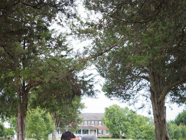 Derek and Debra's Wedding in Walkersville, Maryland 20