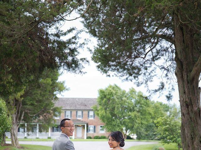Derek and Debra's Wedding in Walkersville, Maryland 21