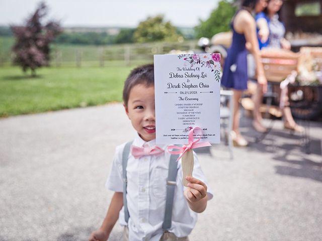 Derek and Debra's Wedding in Walkersville, Maryland 22