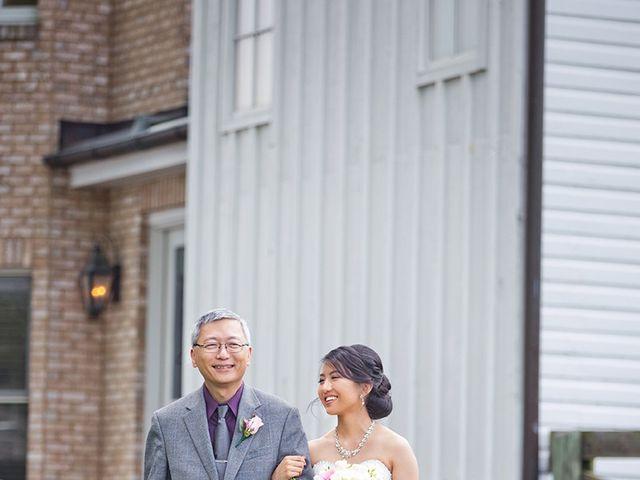 Derek and Debra's Wedding in Walkersville, Maryland 30