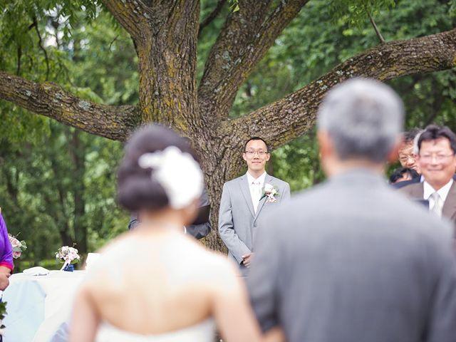 Derek and Debra's Wedding in Walkersville, Maryland 31