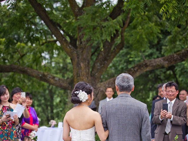 Derek and Debra's Wedding in Walkersville, Maryland 32