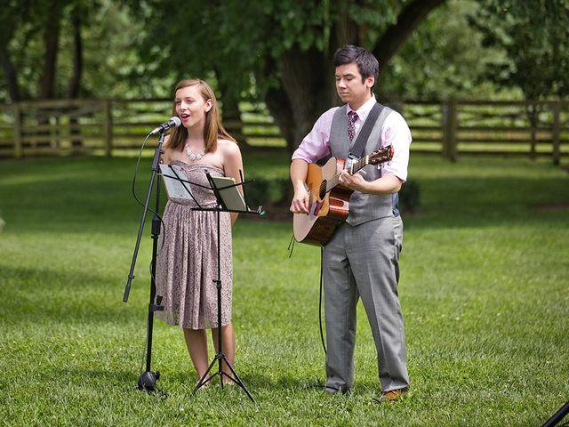 Derek and Debra's Wedding in Walkersville, Maryland 33