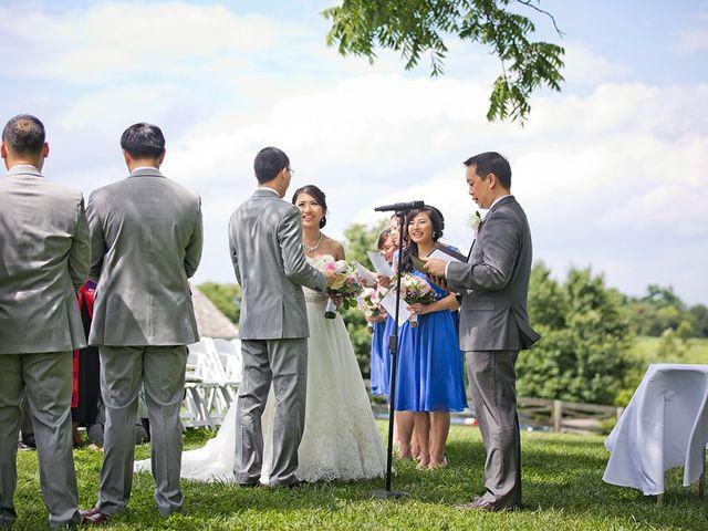 Derek and Debra's Wedding in Walkersville, Maryland 34