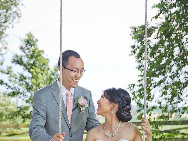 Derek and Debra's Wedding in Walkersville, Maryland 40