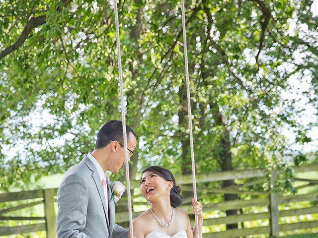 Derek and Debra's Wedding in Walkersville, Maryland 41