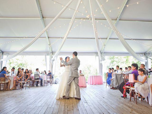Derek and Debra's Wedding in Walkersville, Maryland 44