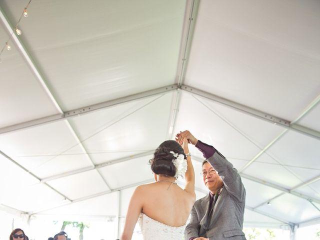 Derek and Debra's Wedding in Walkersville, Maryland 45