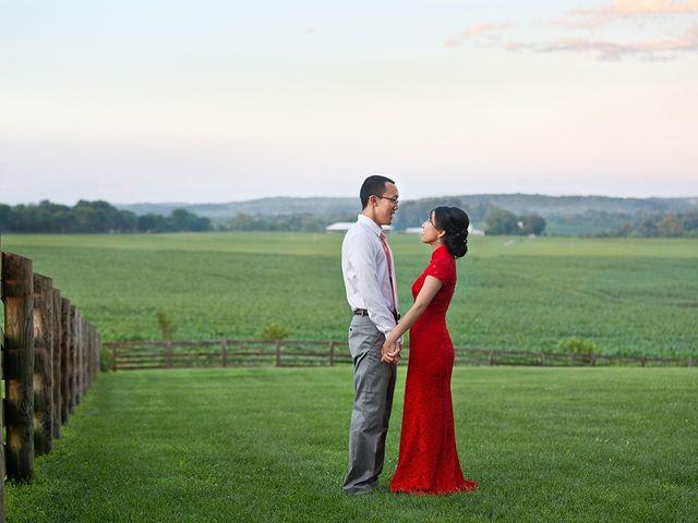 Derek and Debra's Wedding in Walkersville, Maryland 53