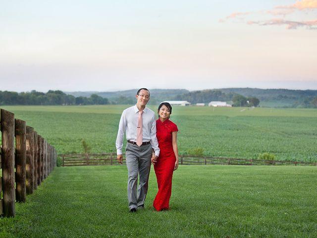 Derek and Debra's Wedding in Walkersville, Maryland 54