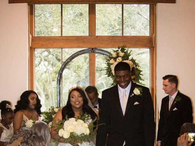 Quinecy and Whitney's Wedding in Austin, Texas 6