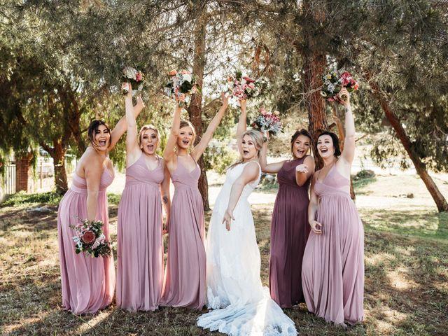 Lynndon and Julia's Wedding in El Cajon, California 1