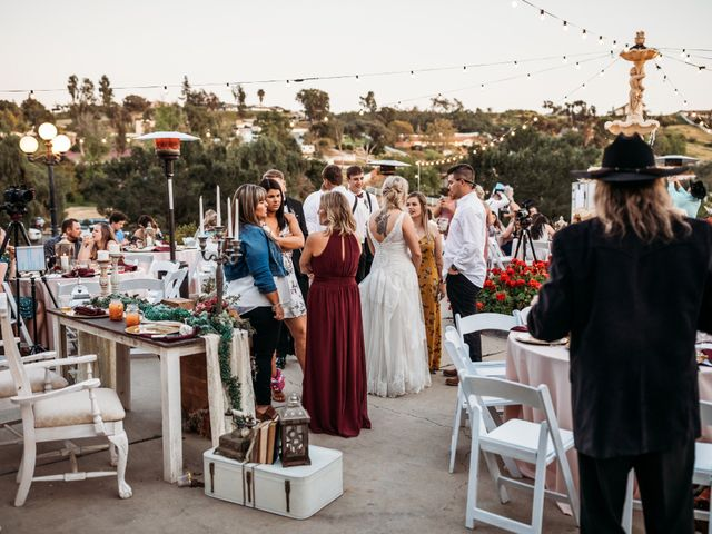 Lynndon and Julia's Wedding in El Cajon, California 2