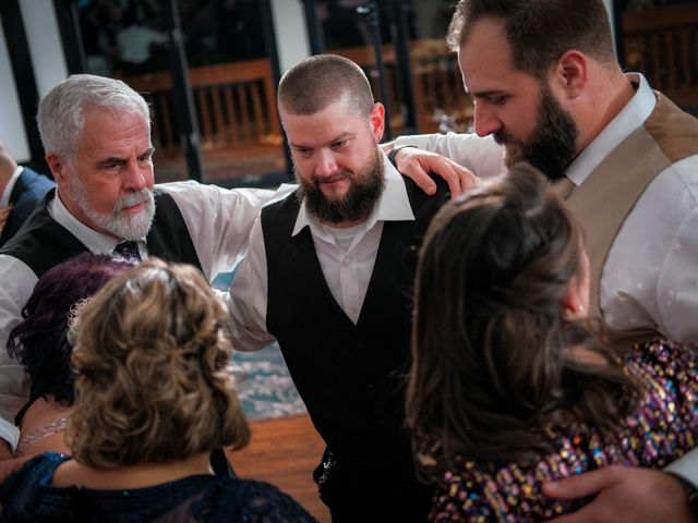 Chris and Rachel's Wedding in Hampstead, New Hampshire 7