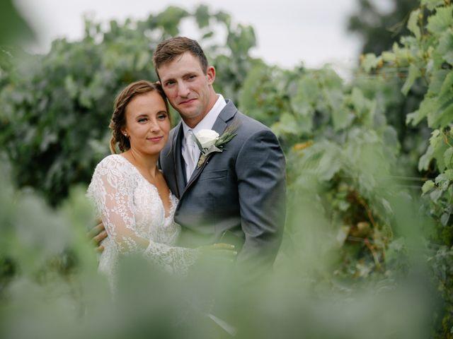 Todd and Julie's Wedding in Grand Island, Nebraska 13