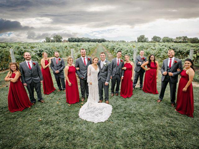 Todd and Julie's Wedding in Grand Island, Nebraska 28