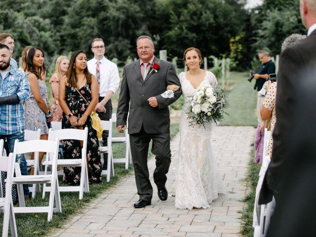 Todd and Julie's Wedding in Grand Island, Nebraska 35