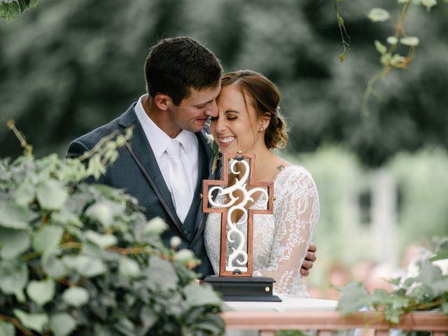 Todd and Julie's Wedding in Grand Island, Nebraska 2