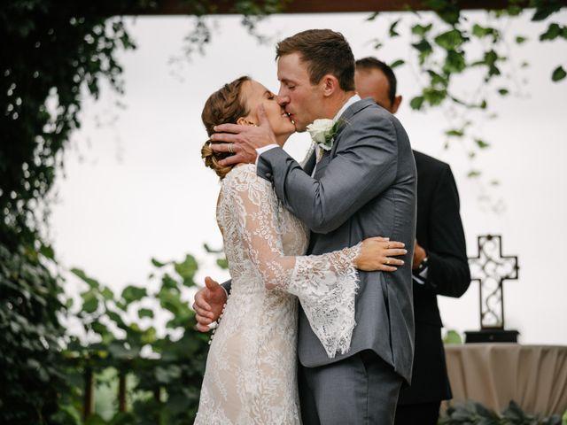 Todd and Julie's Wedding in Grand Island, Nebraska 45
