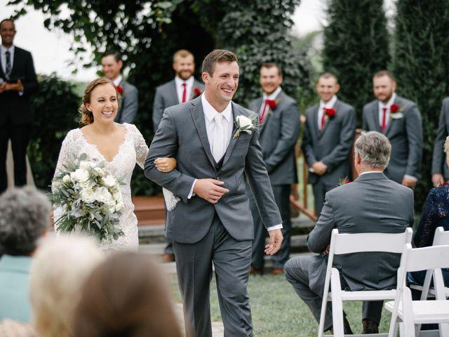 Todd and Julie's Wedding in Grand Island, Nebraska 49