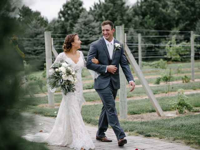 Todd and Julie's Wedding in Grand Island, Nebraska 50