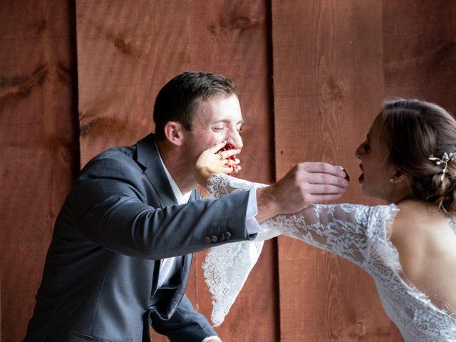 Todd and Julie's Wedding in Grand Island, Nebraska 63