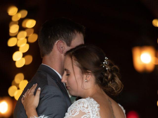 Todd and Julie's Wedding in Grand Island, Nebraska 78
