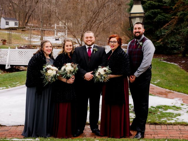Leah and Jared's Wedding in Simsbury, Connecticut 41