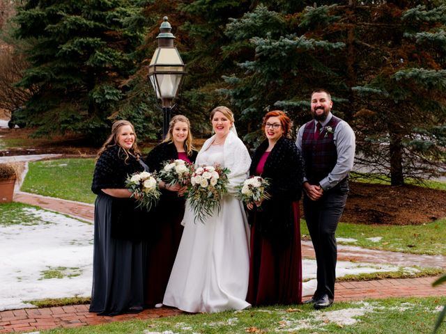 Leah and Jared's Wedding in Simsbury, Connecticut 44