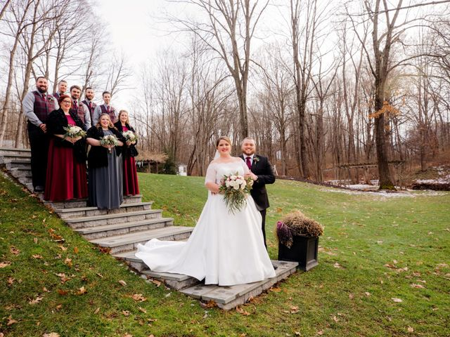 Leah and Jared's Wedding in Simsbury, Connecticut 50