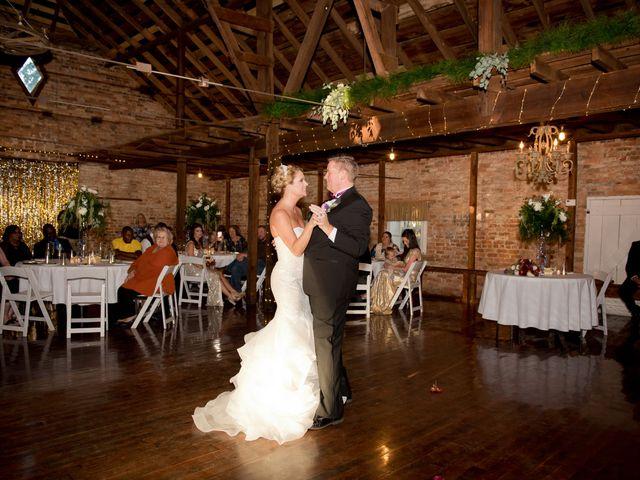 Mark and Janna's Wedding in Clemson, South Carolina 7