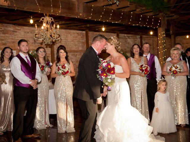 Mark and Janna's Wedding in Clemson, South Carolina 8