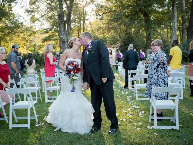 Mark and Janna's Wedding in Clemson, South Carolina 9
