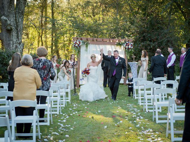 Mark and Janna's Wedding in Clemson, South Carolina 10