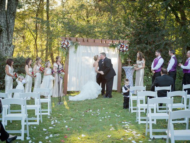 Mark and Janna's Wedding in Clemson, South Carolina 11