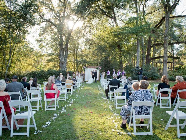 Mark and Janna's Wedding in Clemson, South Carolina 12