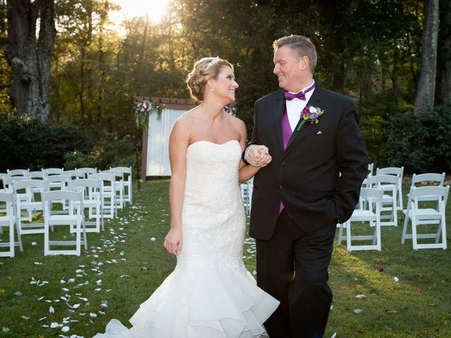 Mark and Janna's Wedding in Clemson, South Carolina 23
