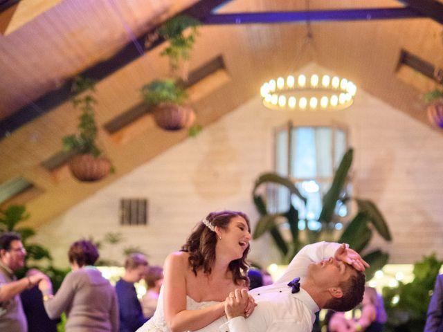 Justin and Madeline's Wedding in Amite, Louisiana 8