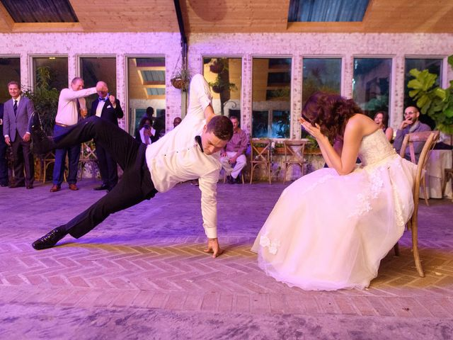 Justin and Madeline's Wedding in Amite, Louisiana 17