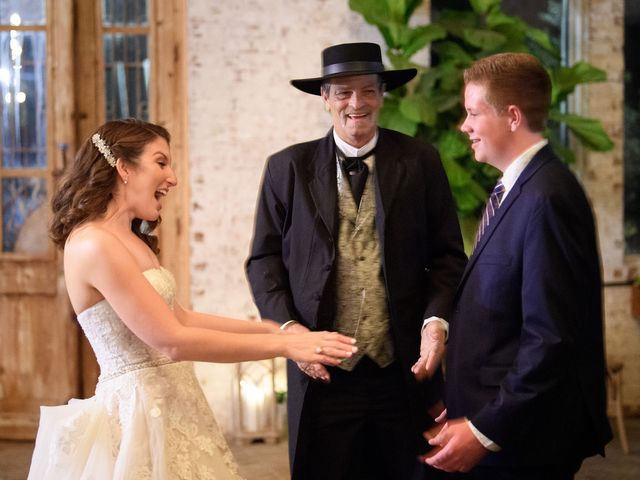 Justin and Madeline's Wedding in Amite, Louisiana 18