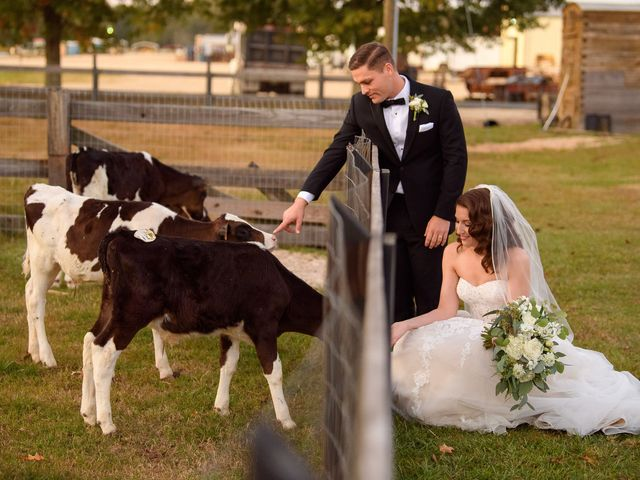 Justin and Madeline's Wedding in Amite, Louisiana 35