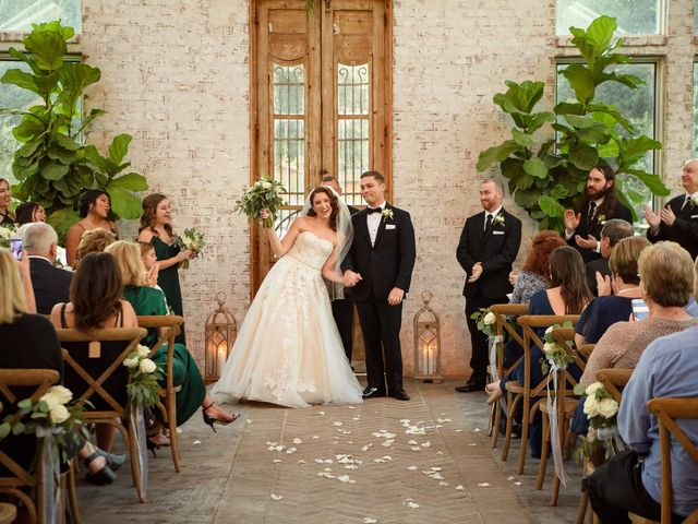 Justin and Madeline's Wedding in Amite, Louisiana 41