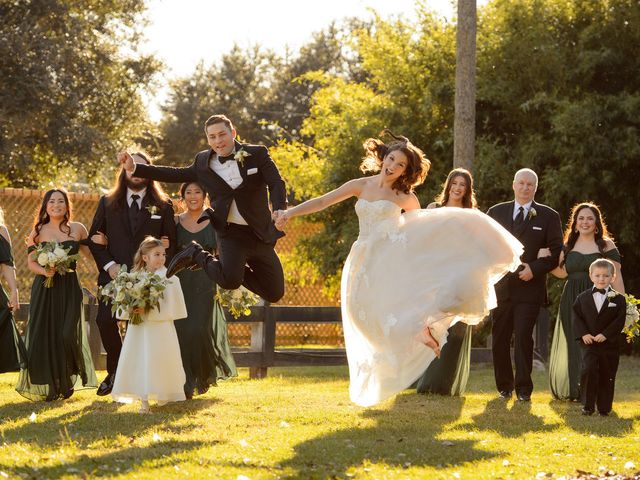 Justin and Madeline's Wedding in Amite, Louisiana 61