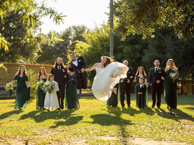Justin and Madeline's Wedding in Amite, Louisiana 62
