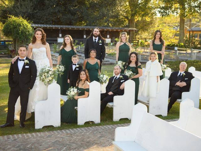 Justin and Madeline's Wedding in Amite, Louisiana 65